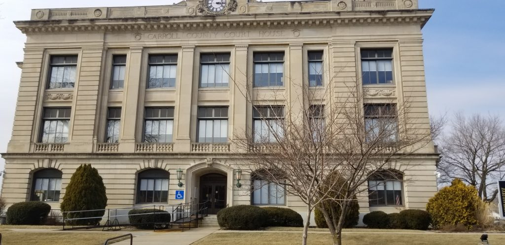 Carroll County Courthouse-Expungements